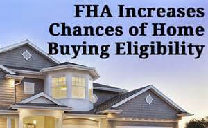 Qualifying For FHA Loans With Bad Credit