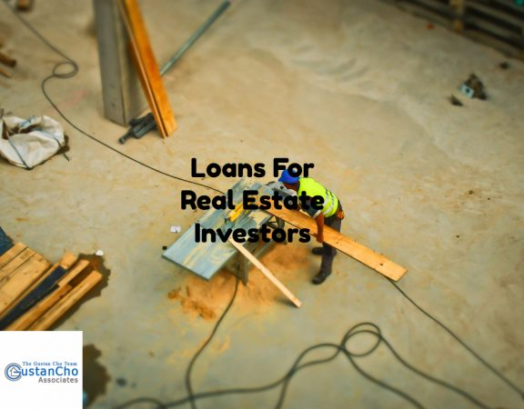 Loans For Real Estate Investors