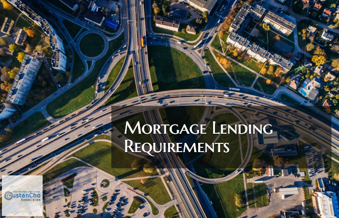 Mortgage Lending Requirements