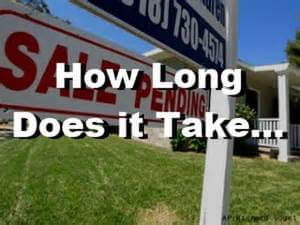 How long should FHA underwriting take?