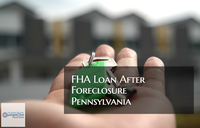 FHA Loan After Foreclosure