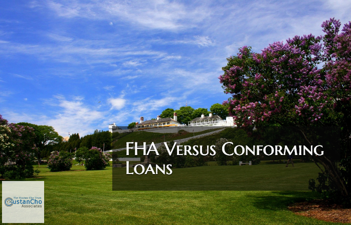 What is the difference between FHA and conventional loans