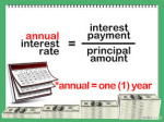 Calculating Annual Percentage Rate