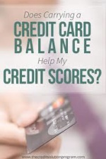 Impact Of Credit Card Balance On Credit Scores