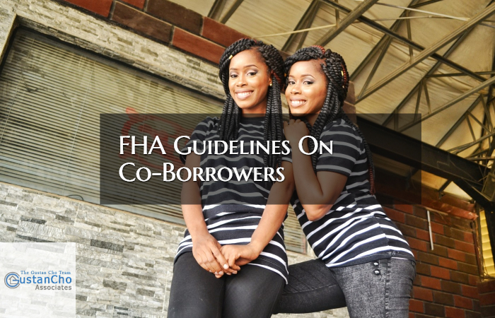 FHA Guidelines On Co-Borrowers