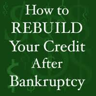 Bad Credit After Bankruptcy