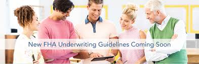 2017 FHA Manual Underwriting Guidelines