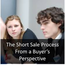 Short Sale Purchase Experience By Bob Vogel