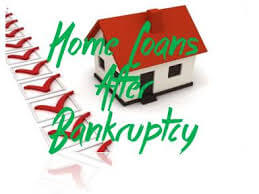 Buying Home After Bankruptcy