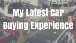 My Car Buying Experience By Bob Vogel
