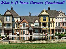 Experience With Homeowners Associations