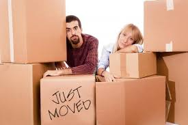 Moving To New Home