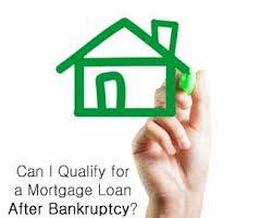 Qualifying For Home Loan After Chapter 13 Bankruptcy