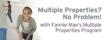 2017 Fannie Mae 5-10 Financed Properties Guidelines