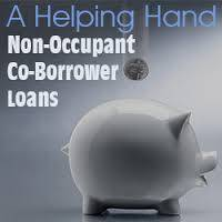 What Is Required On A Non Occupying Co Borrower