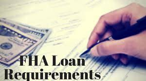 2016 FHA Loan Requirements