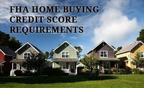 Minimum Credit Scores To Qualify For FHA Loans