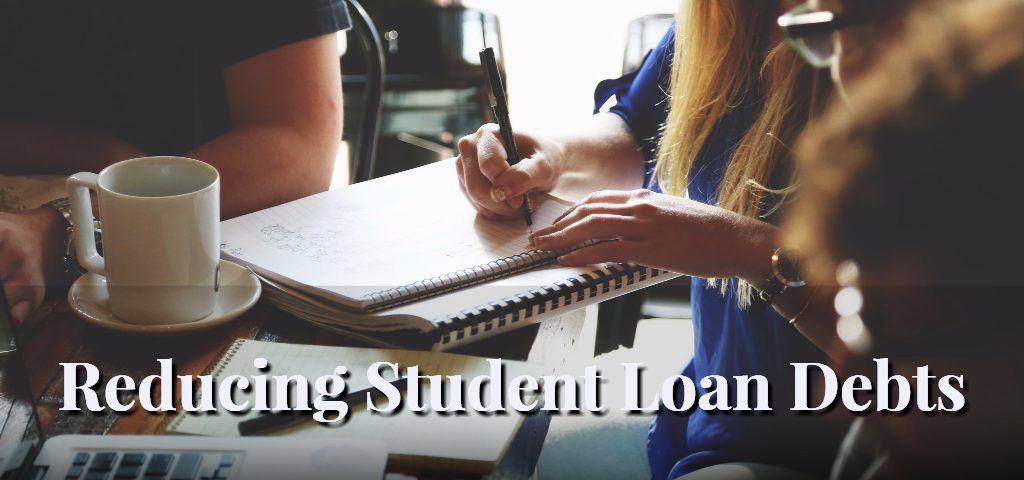 Reducing Monthly Student Loan Debt
