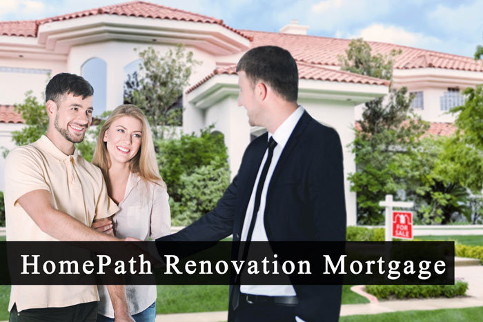 Home PAth Renovation mortgage