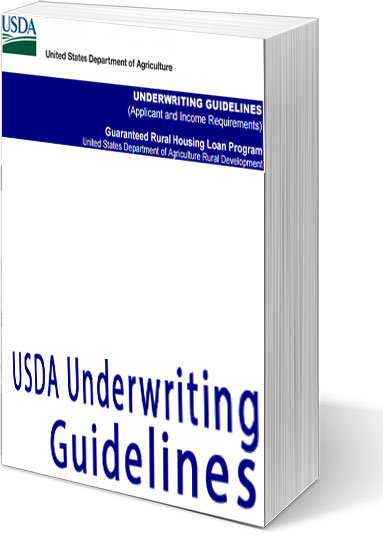 USDA Underwriting Guidelines Download PDF