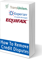How To Remove Credit Disputes