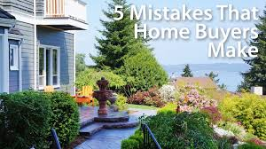 5 Mistakes When Refinancing