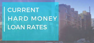 Hard Money Lending Rates