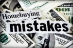 Mistakes First Home Buyer Makes Applying For Mortgage