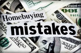 Mistakes First Time Home Buyer Makes Applying For Mortgage