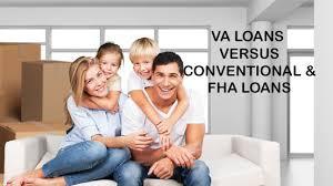FHA Versus VA Loans