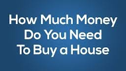 How Much Money Do I Need For A Home Purchase?