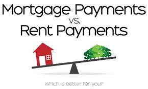 Mortgage Versus Rent Payments