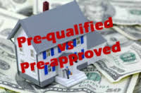 What Is Difference Between Pre-Qualification Versus Pre-Approval