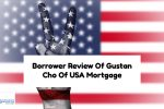 Borrower Review Of Gustan Cho Of USA Mortgage