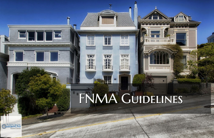 FNMA Guidelines