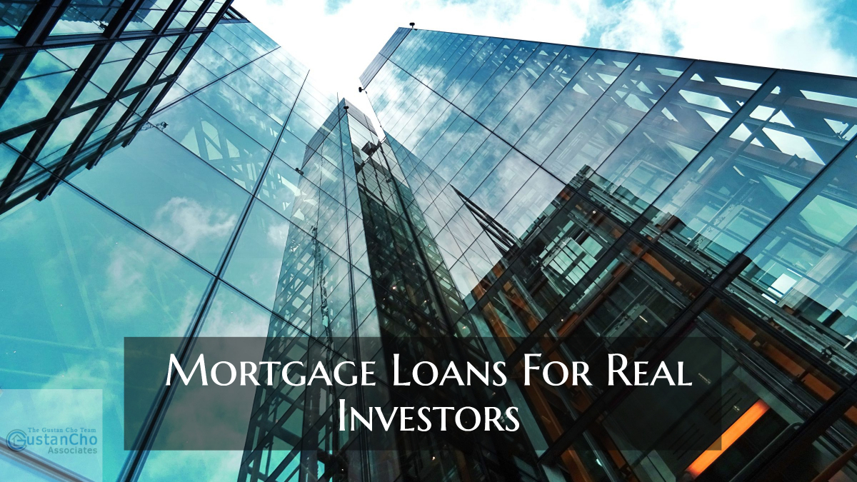 Short Term Investment Mortgage Loans For Real Investors