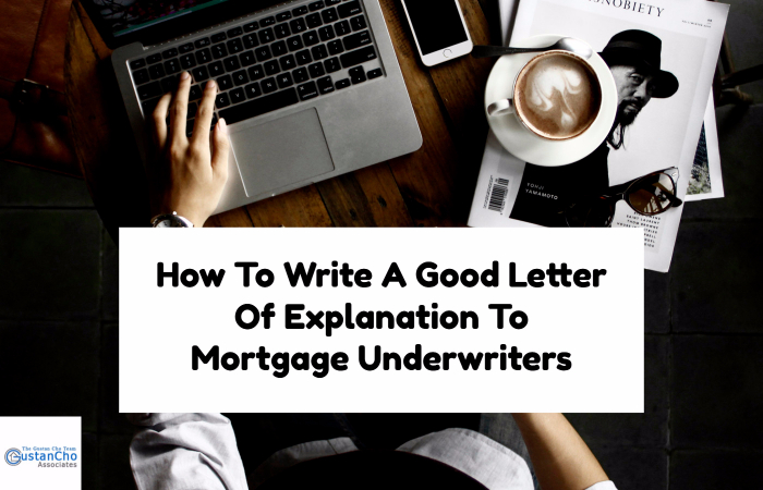How to write a good letter of explanation to my lender how to write a good letter of explanation spiritdancerdesigns Choice Image