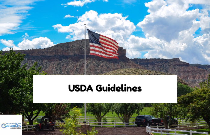 USDA Guidelines