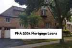 FHA 203k Streamline Mortgage Loans On Purchase And Refinance