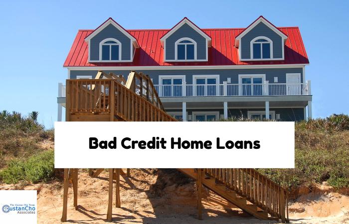 Bad Credit Mortgage Loans Alabama