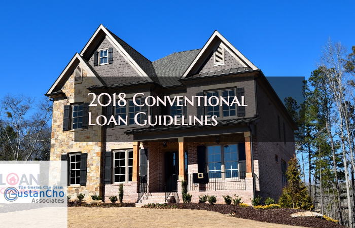 Conventional Loan Guidelines For Mortgage Borrowers