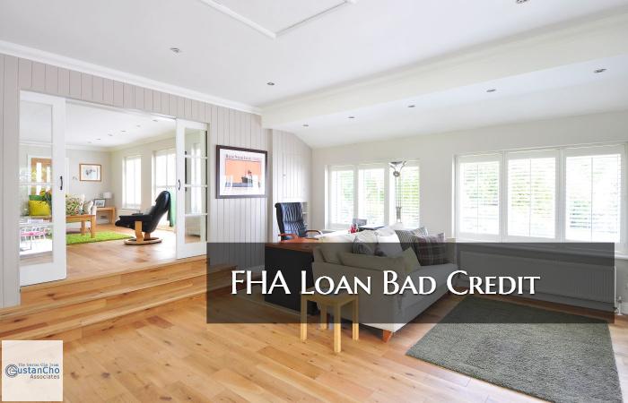 FHA Loan Bad Credit