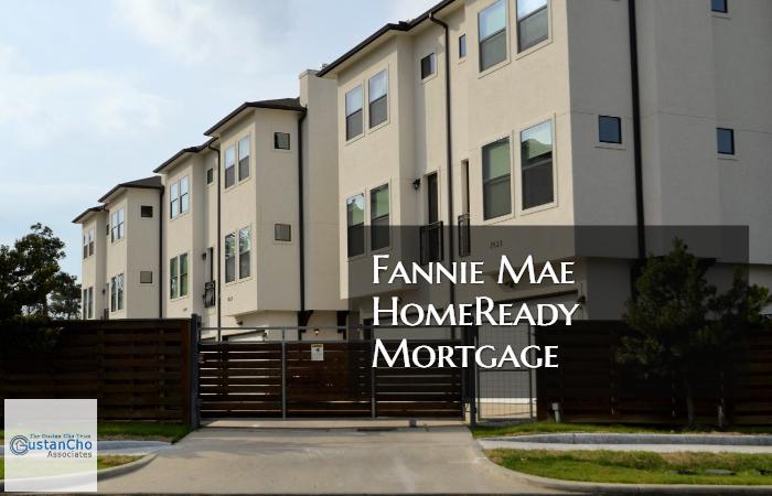 Fannie Mae HomeReady Mortgage