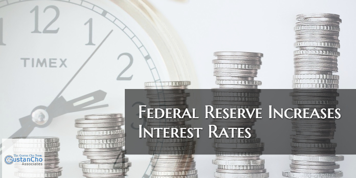 Federal Reserve Board Increases Interest Rates By 0.25%