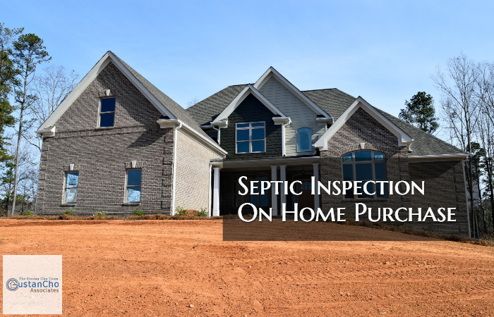 Septic Inspections On Home Purchase