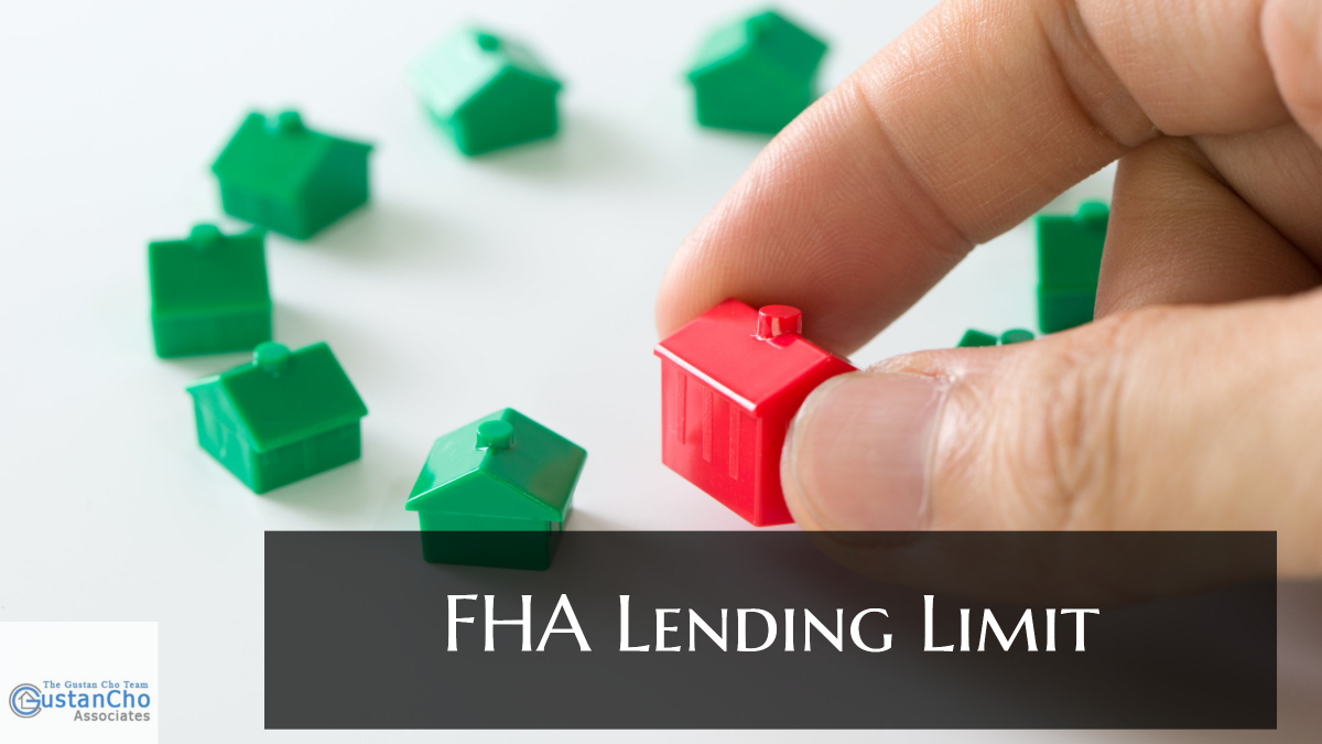 FHA Lending Limit On On Purchase And Refinance Transactions