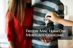Freddie Mac HomeOne Mortgage Guidelines For First Time Home Buyers
