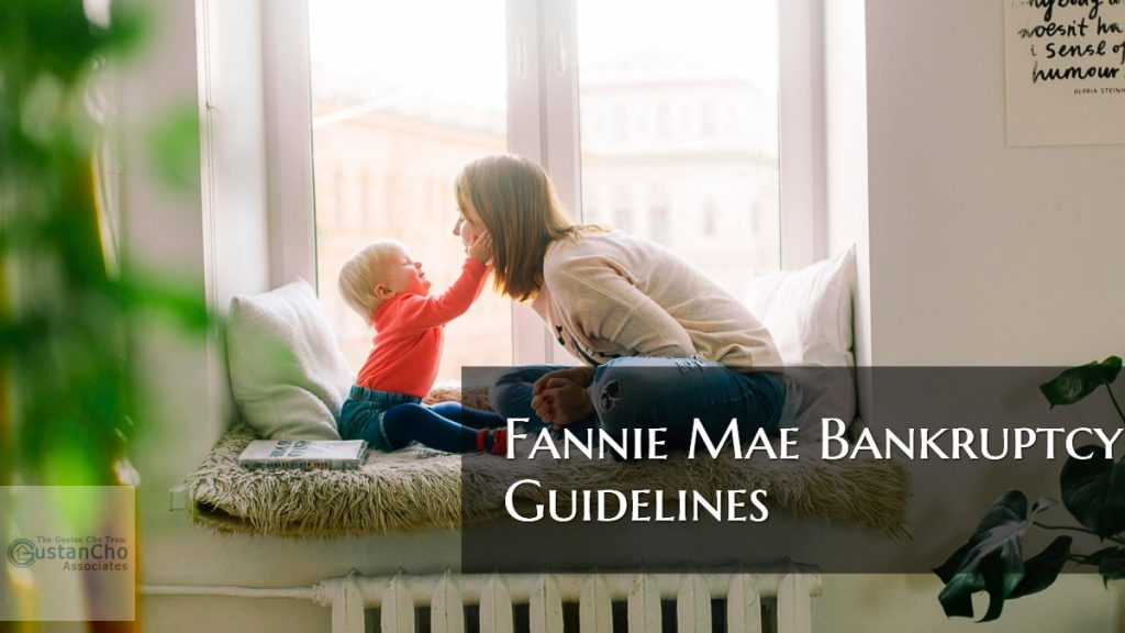 Fannie Mae Bankruptcy Guidelines