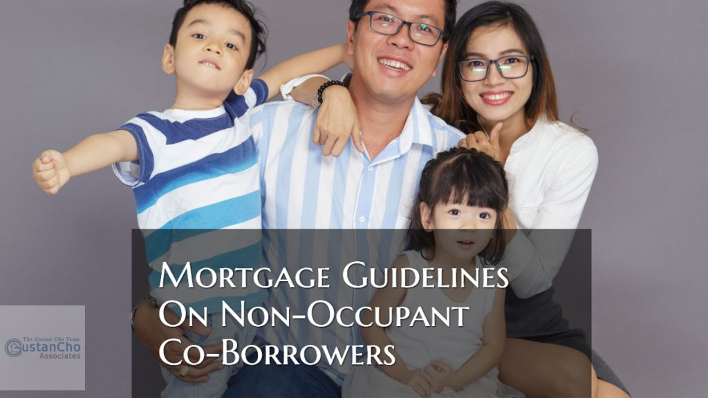 Mortgage Guidelines On Co-Borrowers