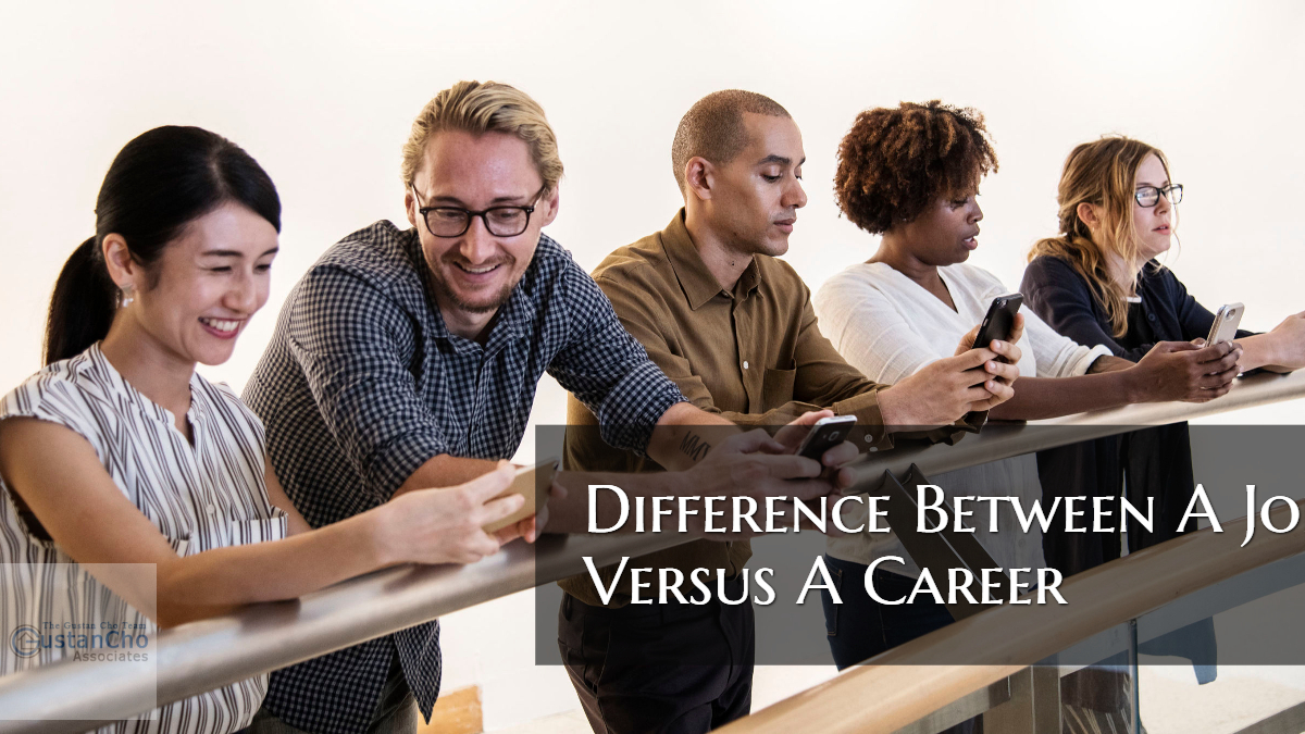 Difference Between A Job Versus A Career As A Loan Officer